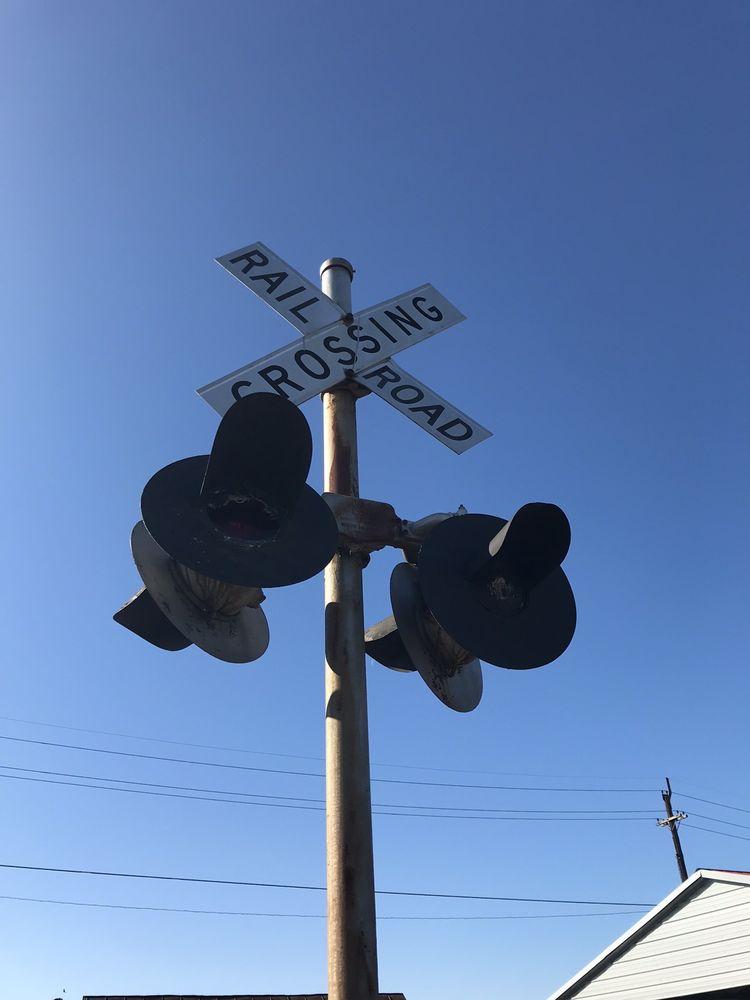Crewe Railroad Museum: 812 East Virginia Ave, Crewe, VA
