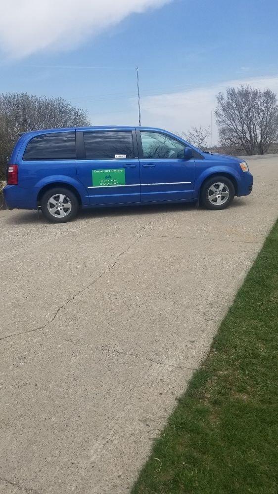Emerald Cab: 2541 Donna Reed Rd, Denison, IA