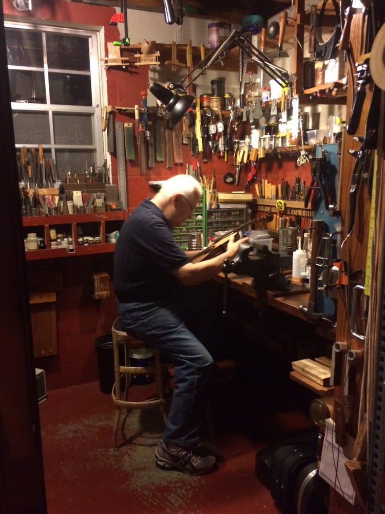 Saul Cornell Violin Shop: Altamonte Springs, FL