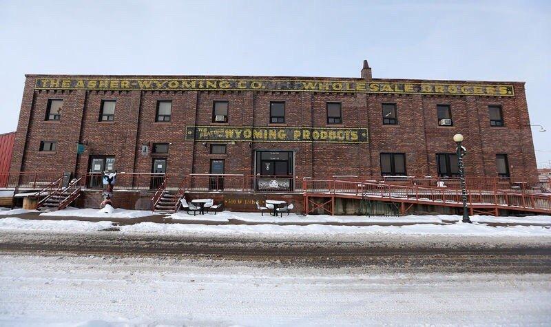 Asher Upstairs: 500 W 15th St, Cheyenne, WY