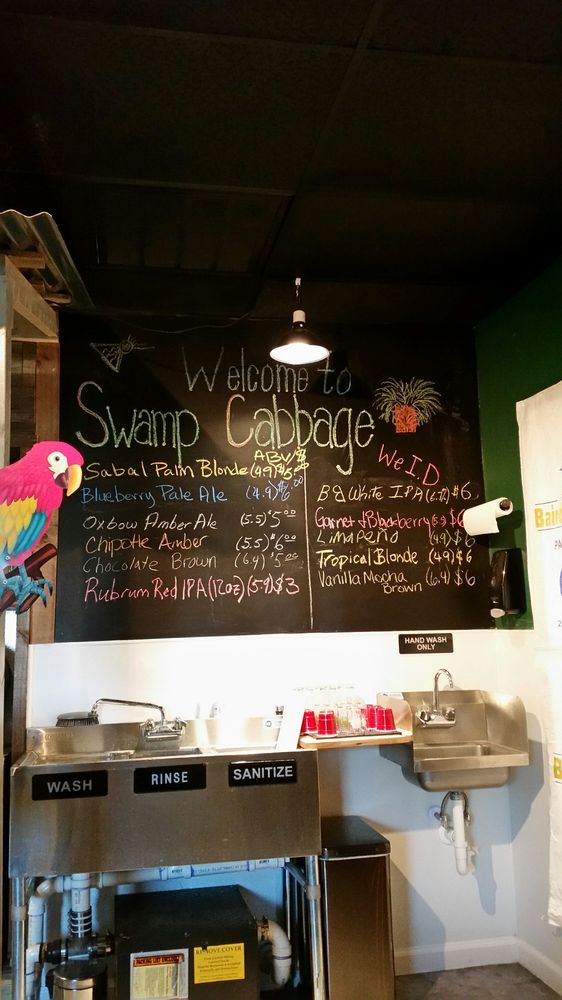 Swamp Cabbage Brewing Company: 921 Brookwood Dr, Columbia, SC