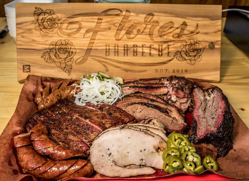 Flores Barbecue: 2222 Sh 22, Whitney, TX