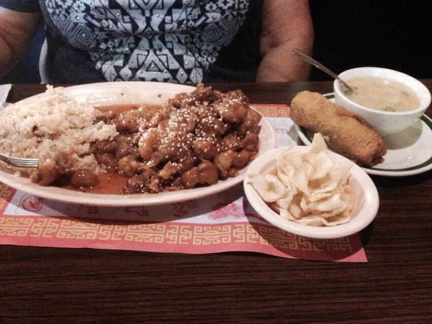 New China Restaurant: 27 W Main St, Chanute, KS