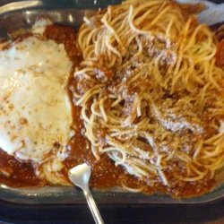 Delightful Photo Of The Patio Italian Restaurant   Madisonville, TN, United States