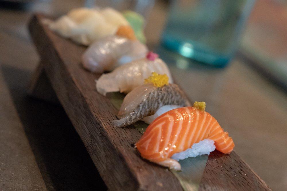 Kuma Sushi + Sake