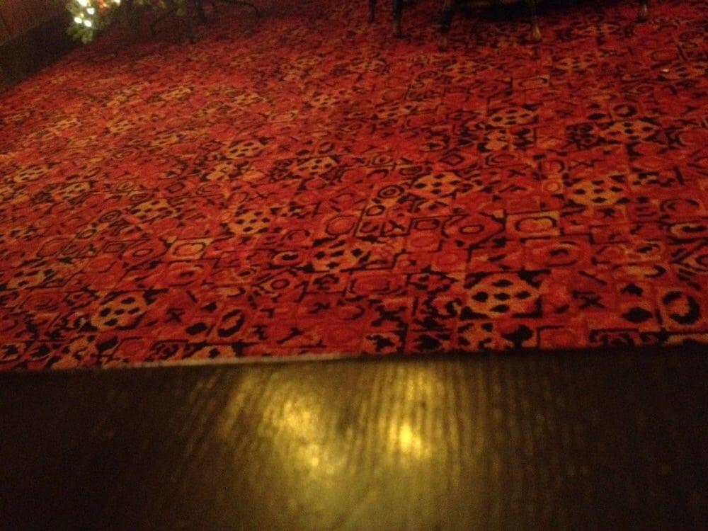 Home To The World 39 S Ugliest Orange Carpet Yelp
