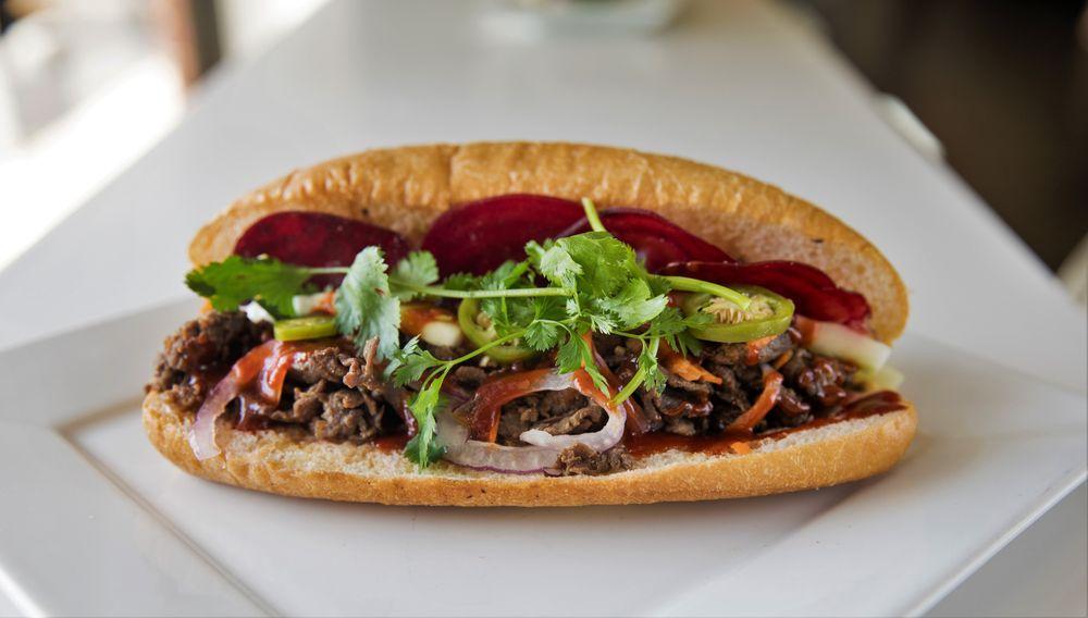 AZN Sandwich Bar - Peachtree City