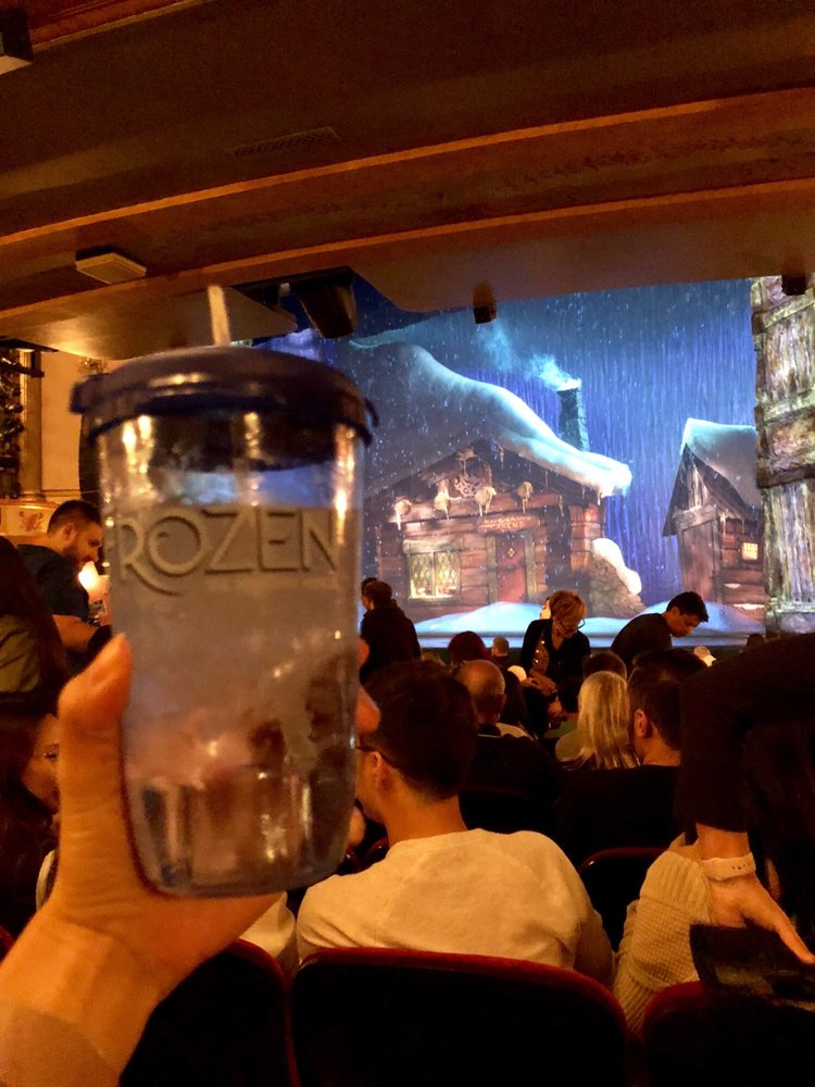 Frozen The Broadway Musical