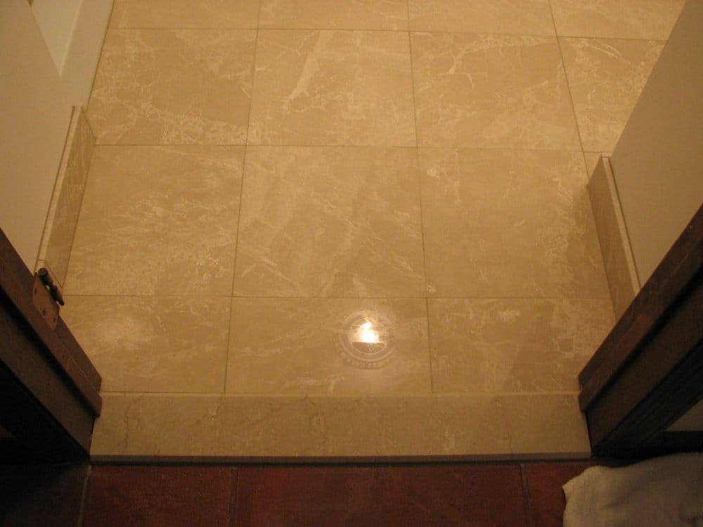 Marble Tile With Marble Threshold Pine Hill Nj Yelp