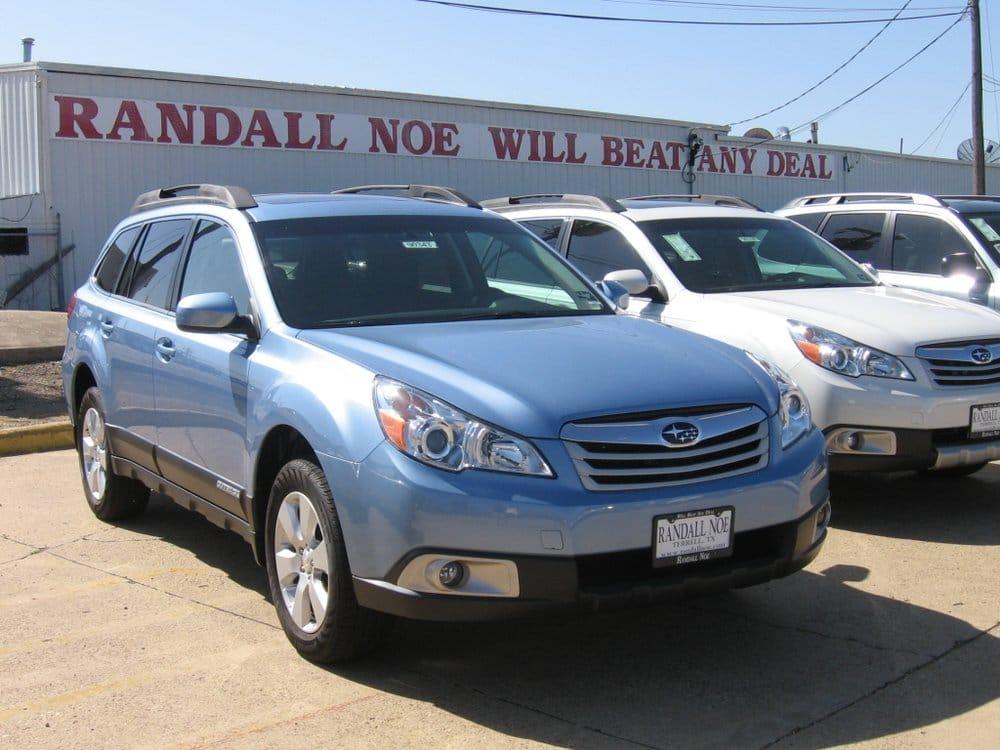Randall Noe Terrell >> Randall Noe Auto Group 11 Reviews Auto Repair 1608 W