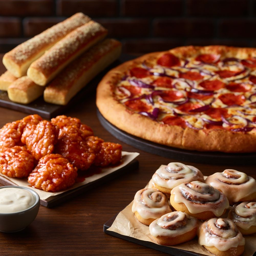 Pizza Hut: 635 W Main St, Lebanon, VA