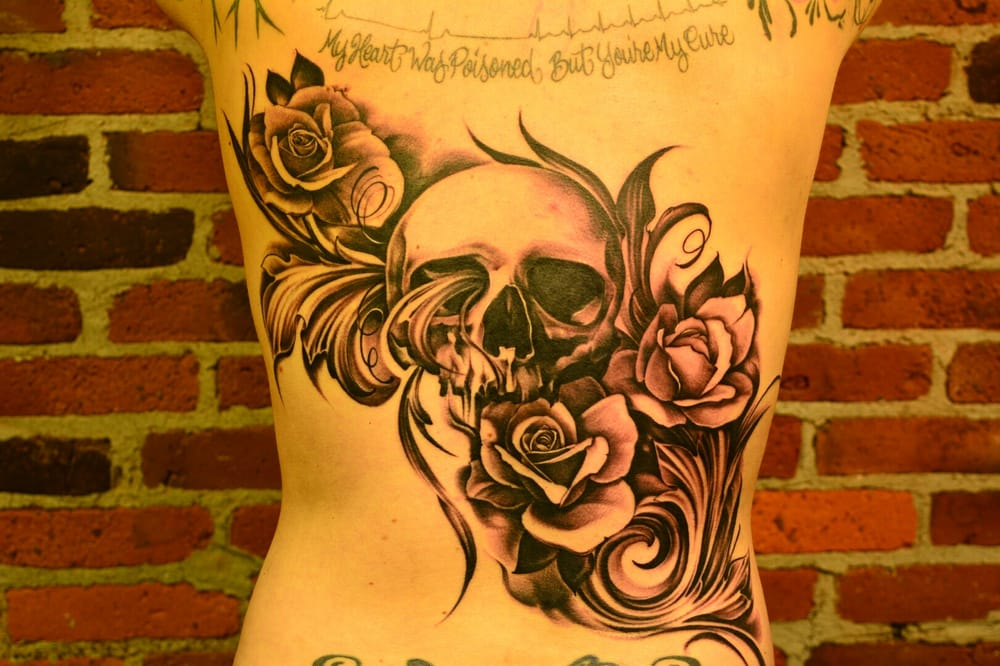 White Light Tattoo Studios: 164 NW Greenwood Ave, Bend, OR