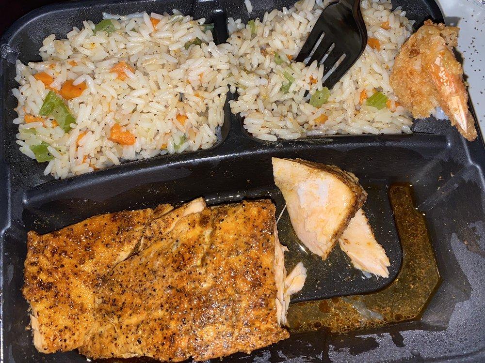 Bill Miller's Laguna Madre Seafood Company: 10614 Westover Hills, San Antonio, TX