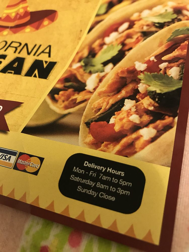 California Mexican Grill