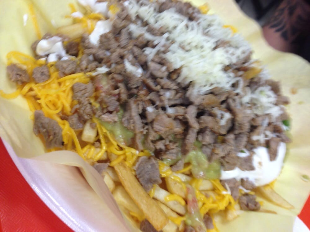 Viva El Taco Mexican Food Menu