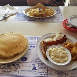 Photo Of C And B Diner Chesapeake Va United States