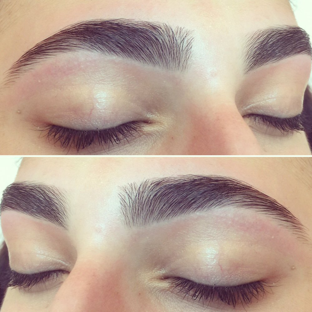 Thick And Arched Eyebrows Yelp