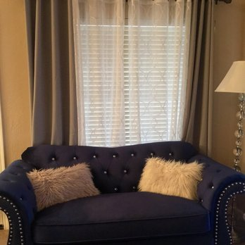 Photo Of Nicku0027s Furniture   Phoenix, AZ, United States. Furniture Of  America Blue