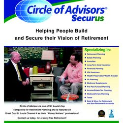 Yelp Reviews for Circle Of Advisors Securus - (New) Estate Planning