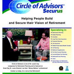 Circle Of Advisors Securus - Request Consultation - Estate