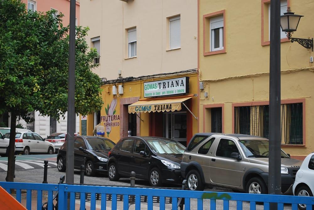 Gomas Triana Roofing Seville Sevilla Spain Yelp
