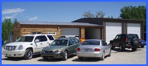 Boyd's Auto Bodyworks: 215 E 7th St, Red Lodge, MT