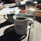Estia's Little Kitchen - Sag Harbor, NY, United States. Fresh coffee