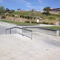 Chula Vista Salt Creek Skatepark Skating Rinks 1234 N
