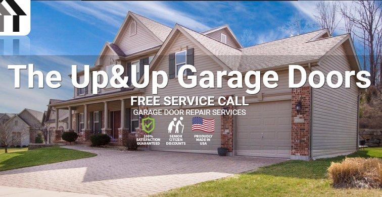 The Up & Up Garage Doors