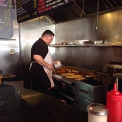 Photo Of Cafe 401 U0026 Grill   Union, NJ, United States. Open Grill
