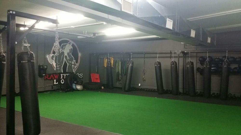 Raw Fitness: 93 S Main St, Lodi, NJ