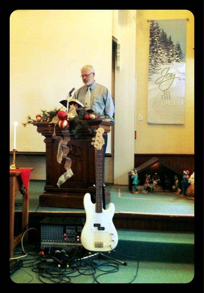 Fowler Baptist Church: 8 Balmat Fowler Rd, Gouverneur, NY