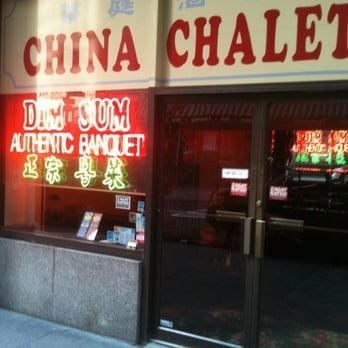 China Chalet 13 Reviews Chinese 90 Broad St