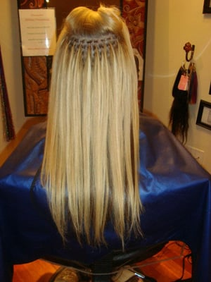 Photo Of Sandys Hair Extensions Training