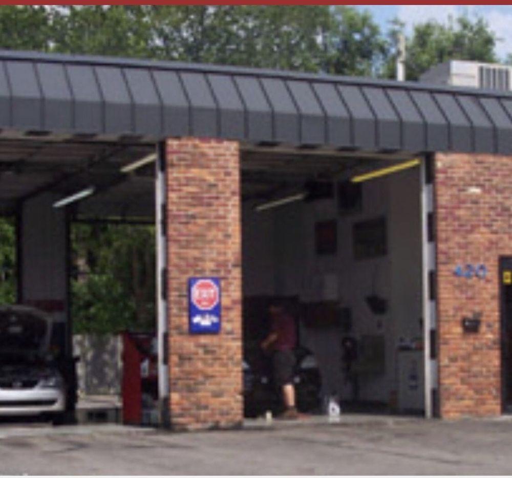 Complete Auto Maintenance Center: 420 W Grand River Rd, Brighton, MI