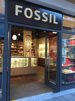 Fossil Outlet - Magasin d\'usine & Outlet - Via Antonio Meucci ...