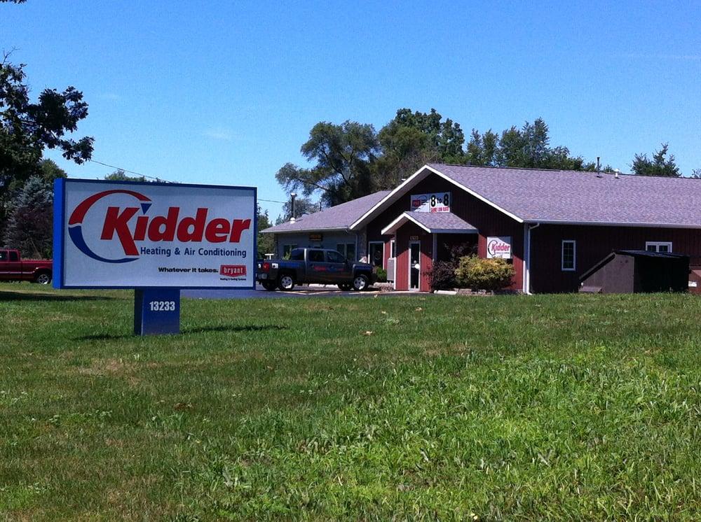 Kidder Heating & Air Conditioning: 13233 W Michigan Ave, Marshall, MI