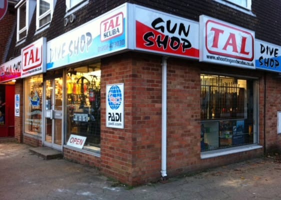 TAL Arms - Gun shop here to help