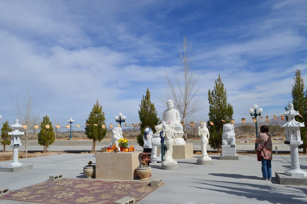 Thien Vien Chan Nguyen Buddhist Meditation Center: 20635 US Hwy 395, Adelanto, CA