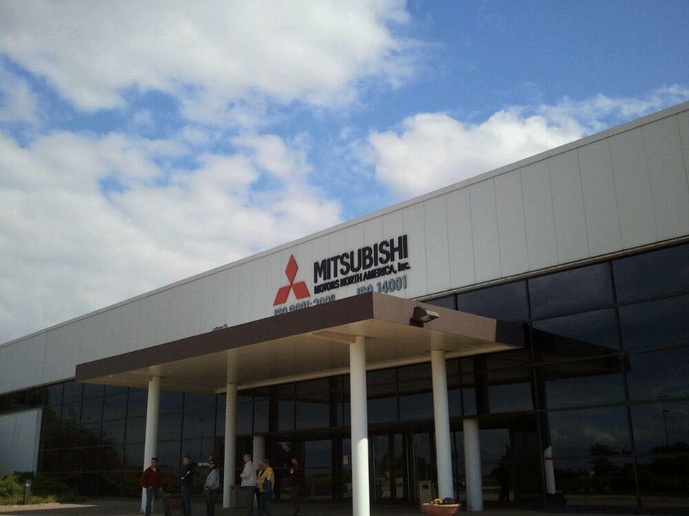 Mitsubishi Motors North America: 100 N Mitsubishi Mtwy, Normal, IL