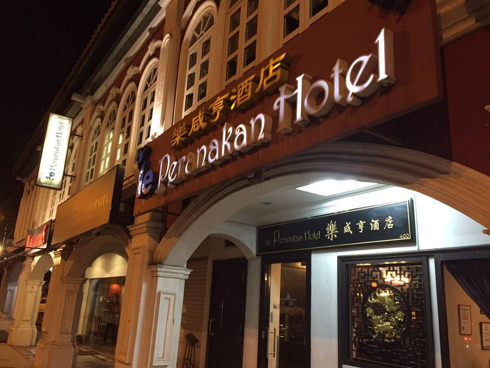 Hotel Le Peranakan
