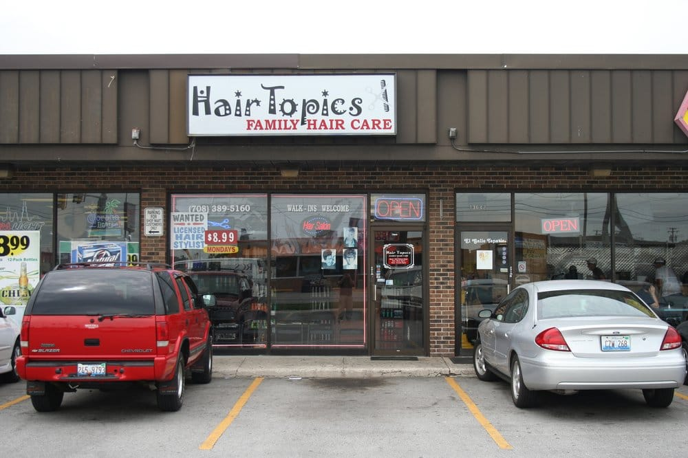 Hair Topics: 13644 Cicero Ave, Crestwood, IL