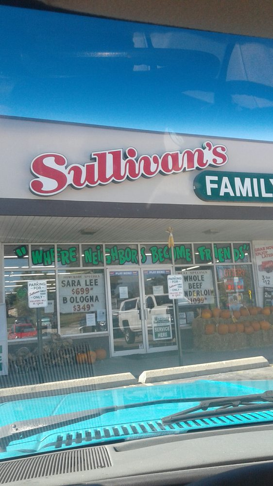 Sullivans' Family Foods: 3803 Shady Ln, North Bend, OH