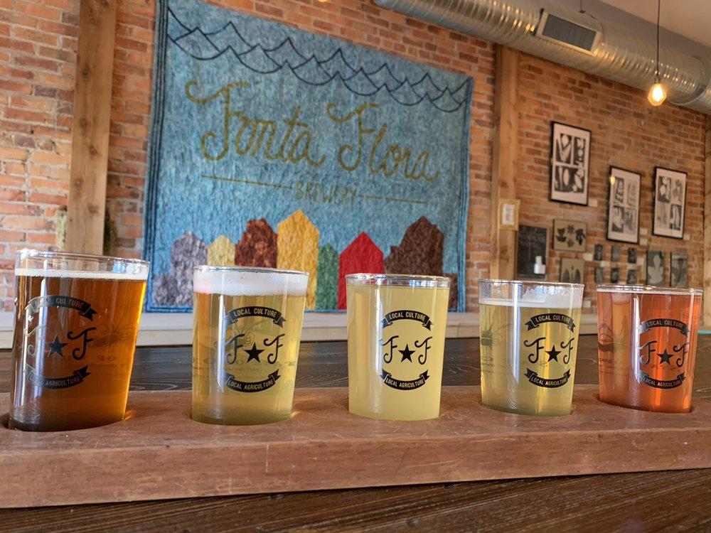 Fonta Flora Brewery: 317 N Green St, Morganton, NC