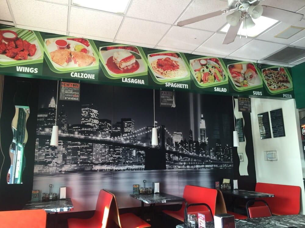 Ameci Pizza Kitchen Burbank Ca
