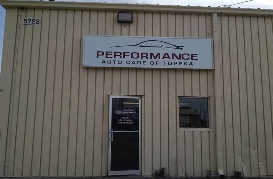 Performance Auto Care Of Topeka Auto Repair 5723 Sw 21st St