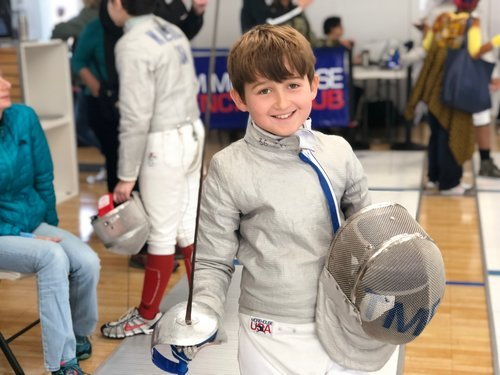 Tim Morehouse Fencing Club: 135 Pearl St, Port Chester, NY