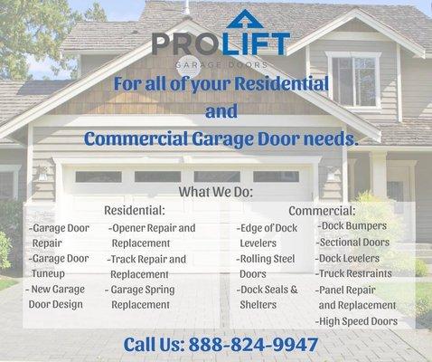 Pro Lift Doors Of Savannah Get Quote Garage Door Services 60