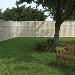 Photo of AVO Fence & Supply - Plymouth, MA, United States. Bufftech semi