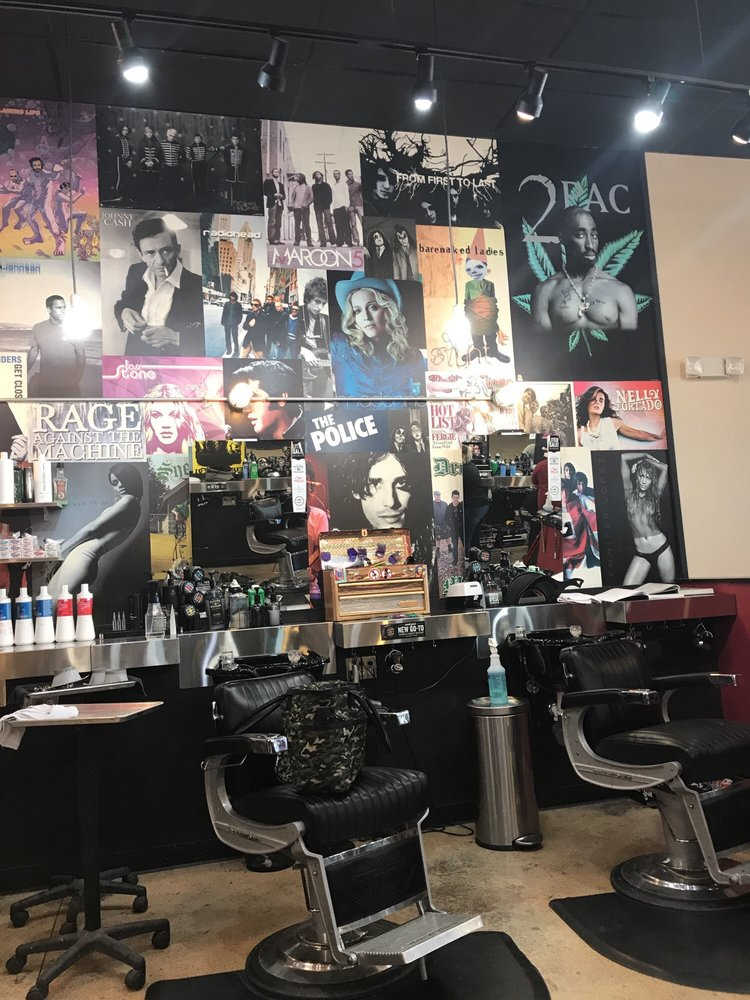 Photo Of Floyds 99 Barbershop Ellicott City